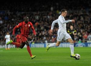 Real Madrid CF v Galatasaray AS - UEFA Champions League