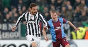 Juventus Trabzonspor Marchisio Bourceanu