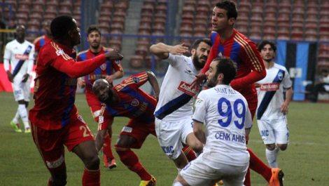 La sconfitta contro l'Erciyesspor