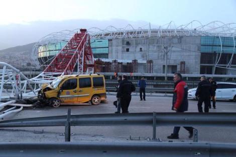 incidente timsah arena